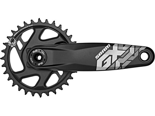SRAM GX Eagle 148 DUB Mechanizm korbowy Direct mount 32 z. 12-rz.boost, black